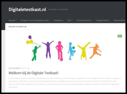 digitale testkast