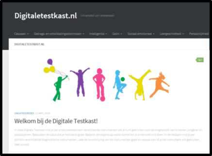digitale testkast